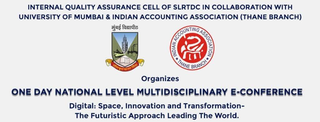 One Day National Level Multidisciplinary E-Conference